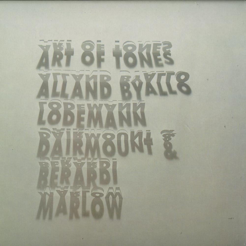 Art Of Tones, Andre Lodemann, Dairmount & Beradi, Marlow - NO SLACKERS EP