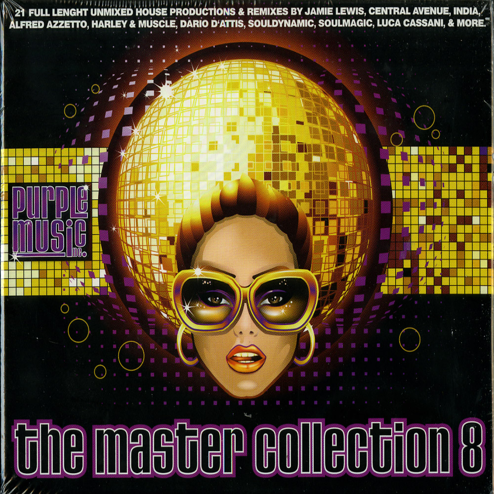 Various Artists - THE MASTER COLLECTION VOL.8