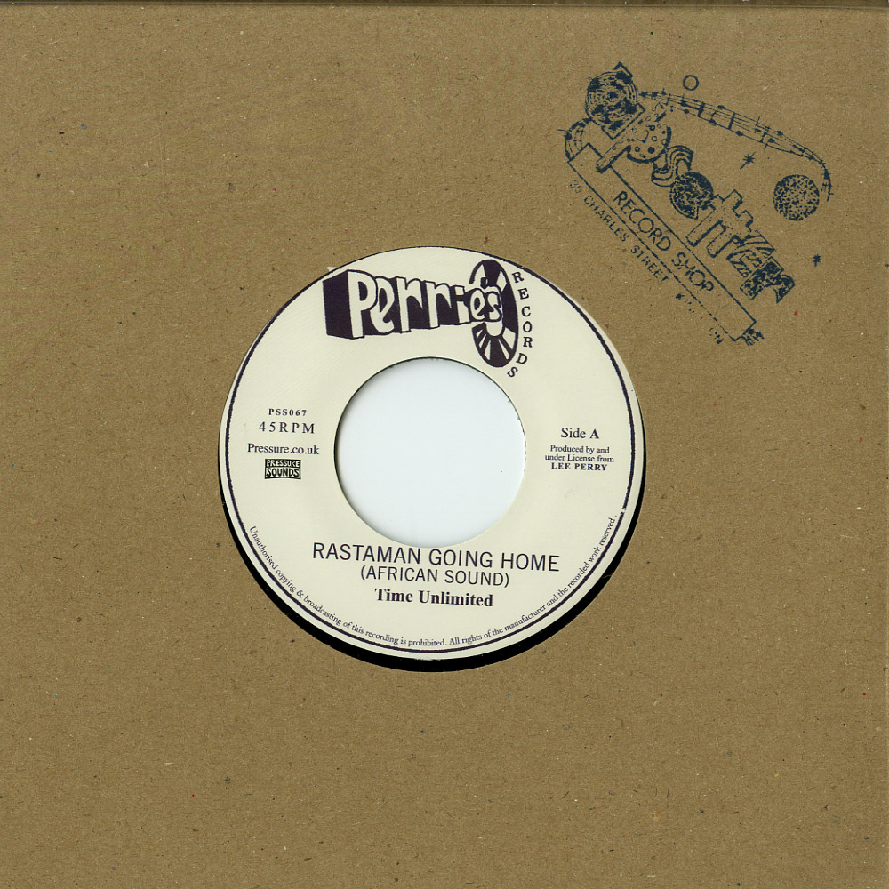 Time Unlimited - RASTAMAN GOING HOME