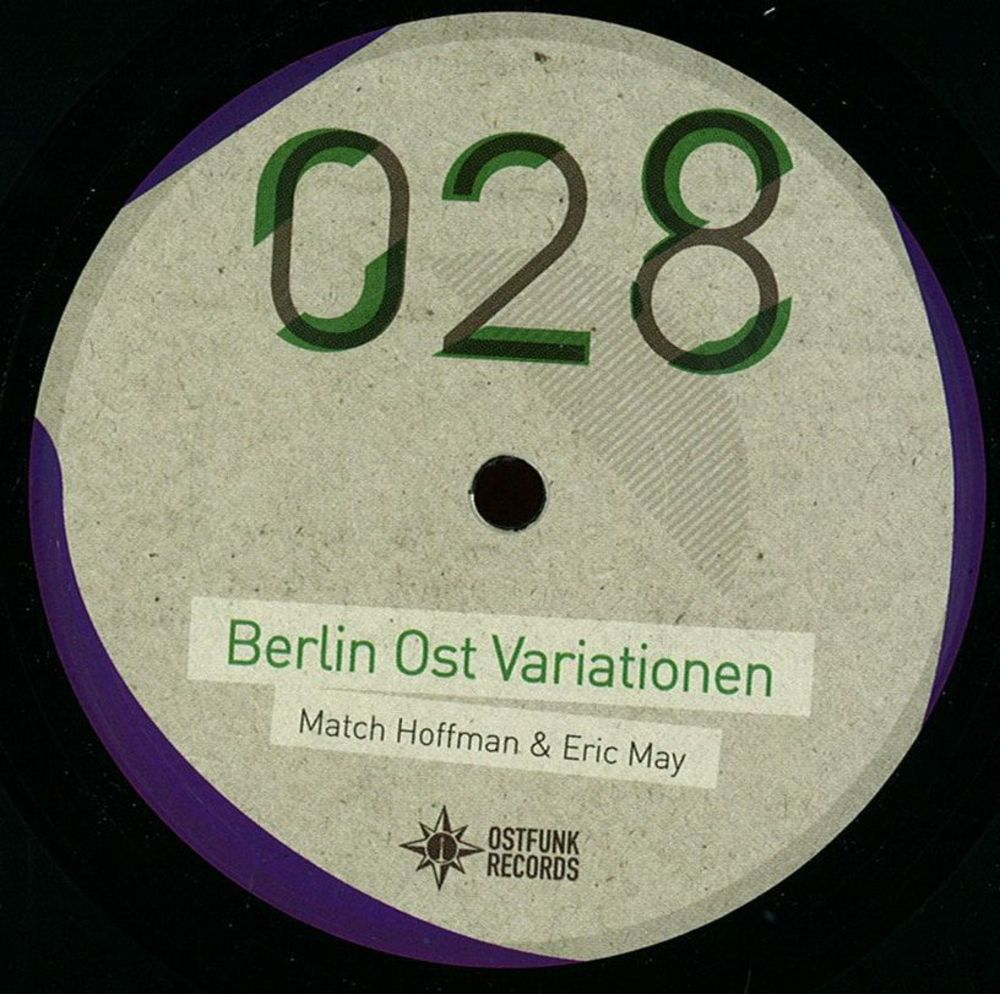 Match Hoffman / Eric May - BERLIN OST VARIATIONEN
