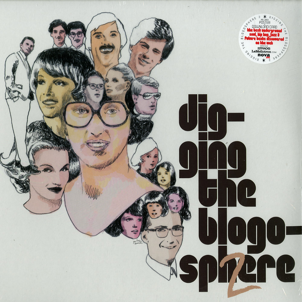 Various Artists - DIGGING THE BLOGOSPHERE VOL.2