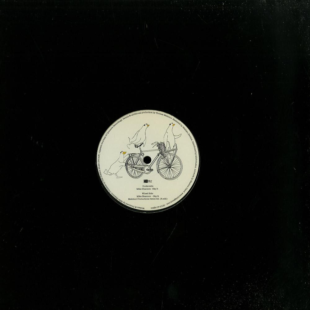 Mike Shannon / Thomas Melchior - SLIP IT