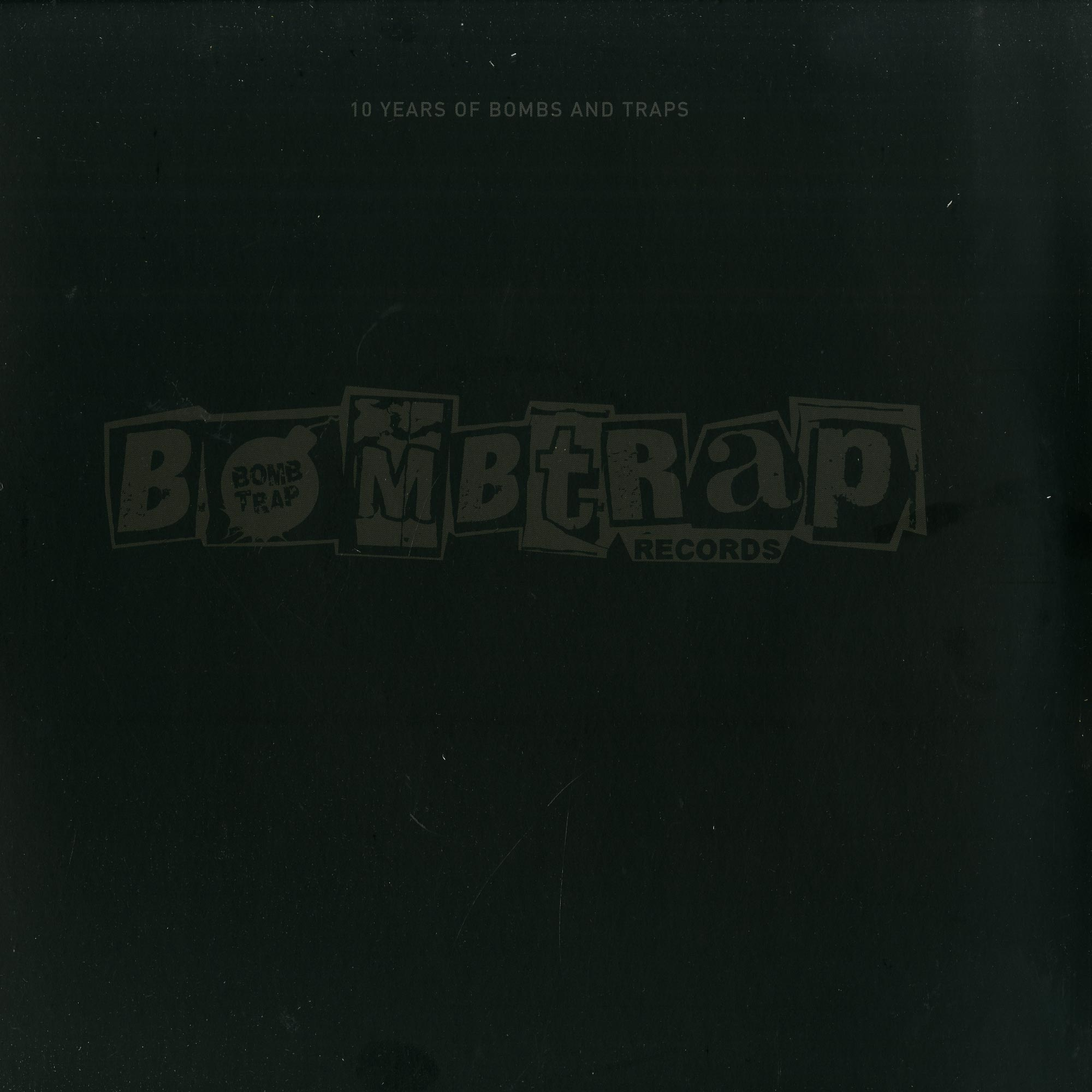 Various Artists - 10 YEARS OF BOMBS AND TRAPS
