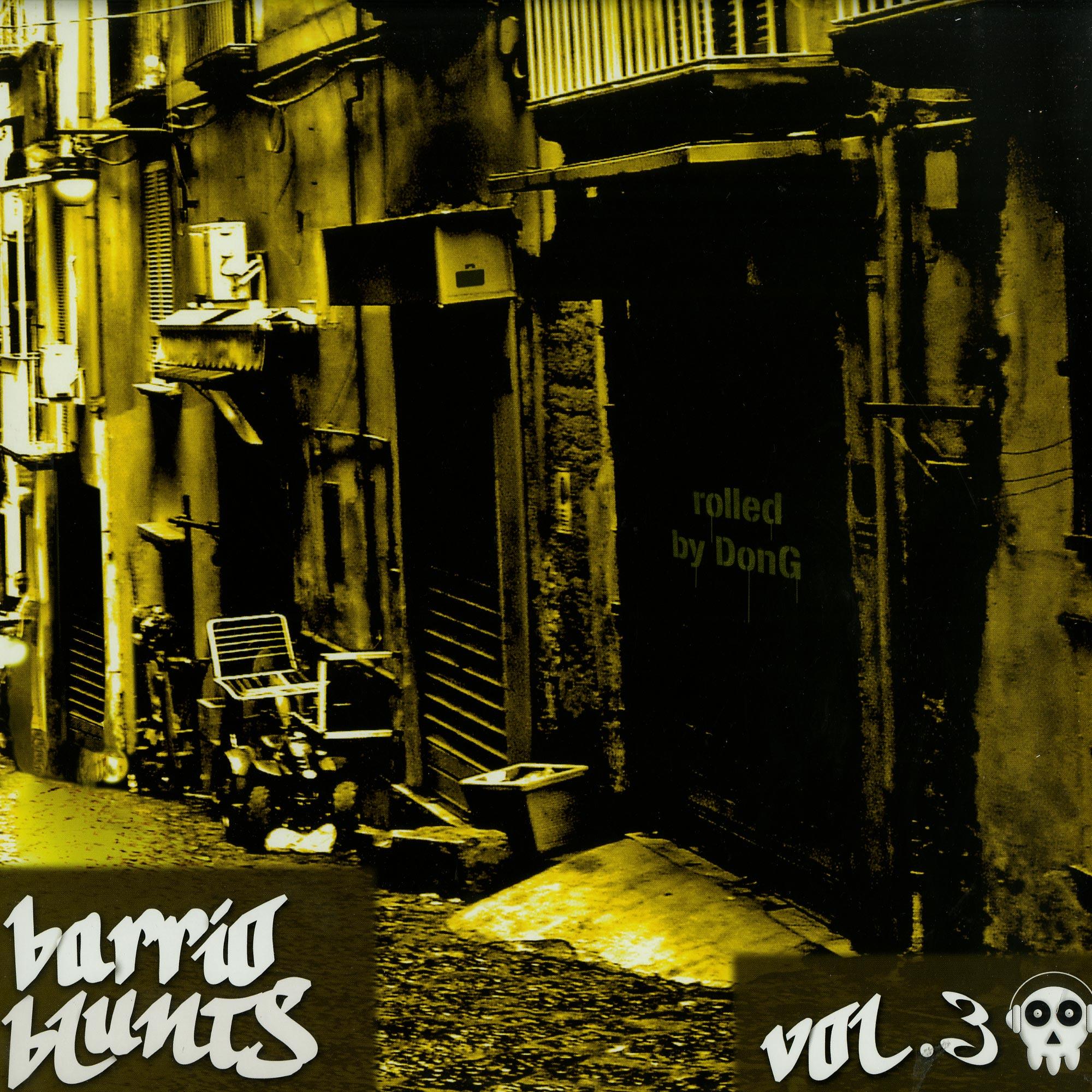 Various Artists - BARRIO BLUNTS VOL.3