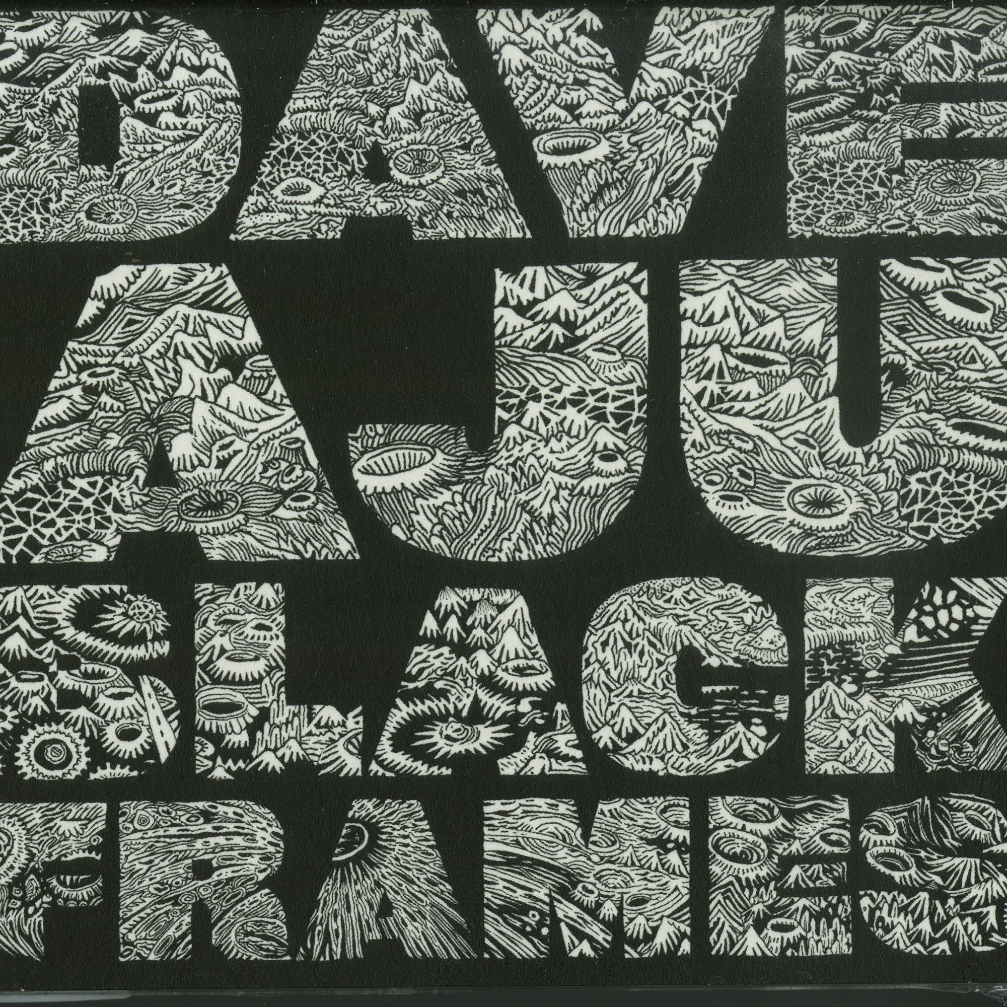 Dave Aju - BLACK FRAMES
