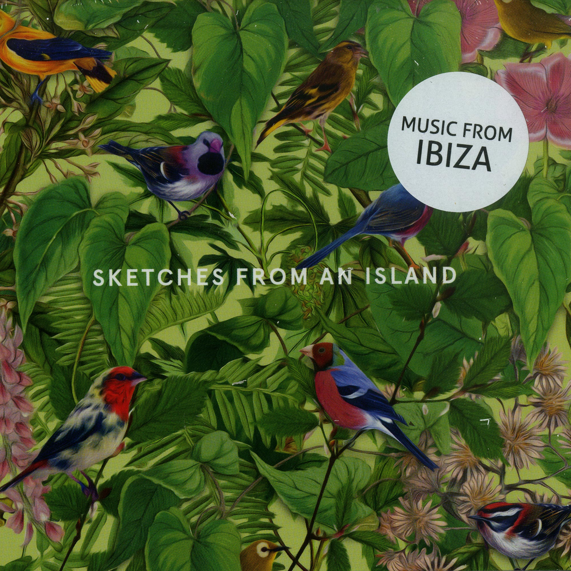 Mark Barrott - SKETCHES FROM AN ISLAND