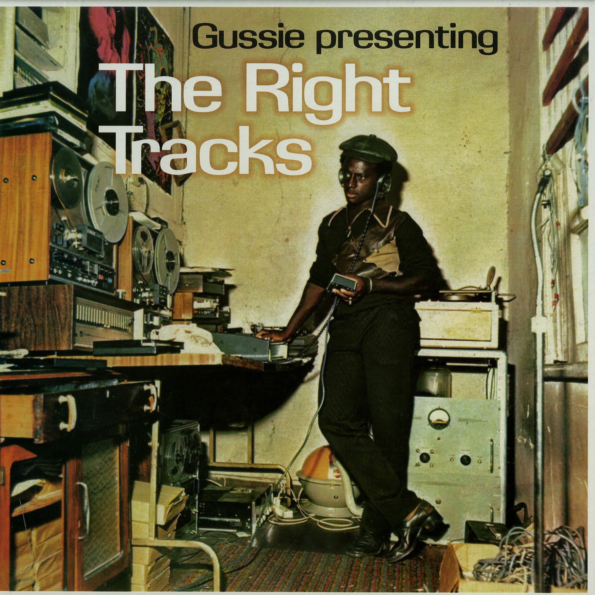 Gussie Clark - GUSSIE PRESENTING: THE RIGHT TRACKS