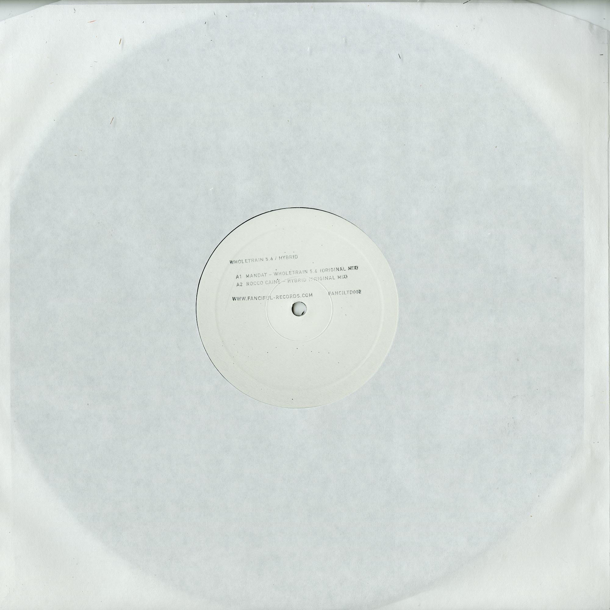 Mandat / Rocco Caine - WHOLETRAIN 5.4 / HYBRID