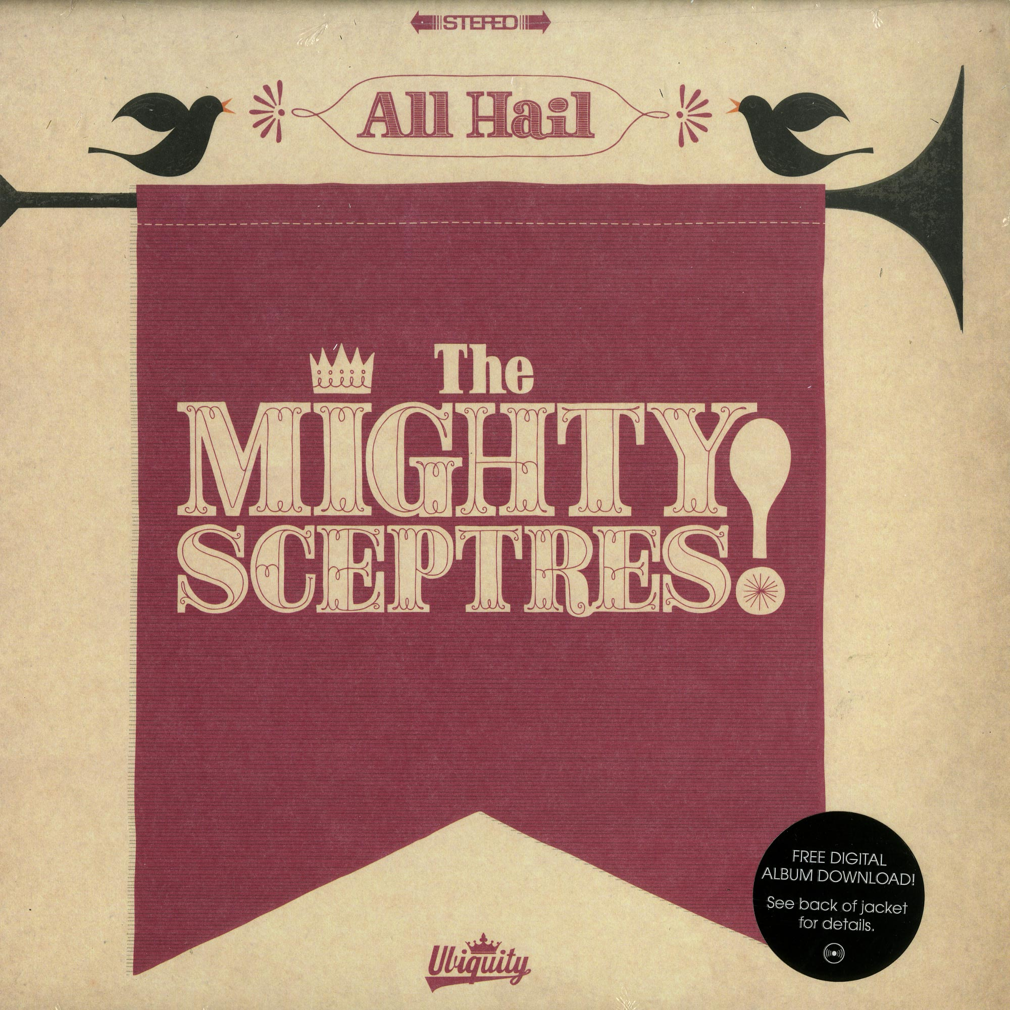 The Mighty Sceptres - ALL HAIL THE MIGHTY SCEPTRES