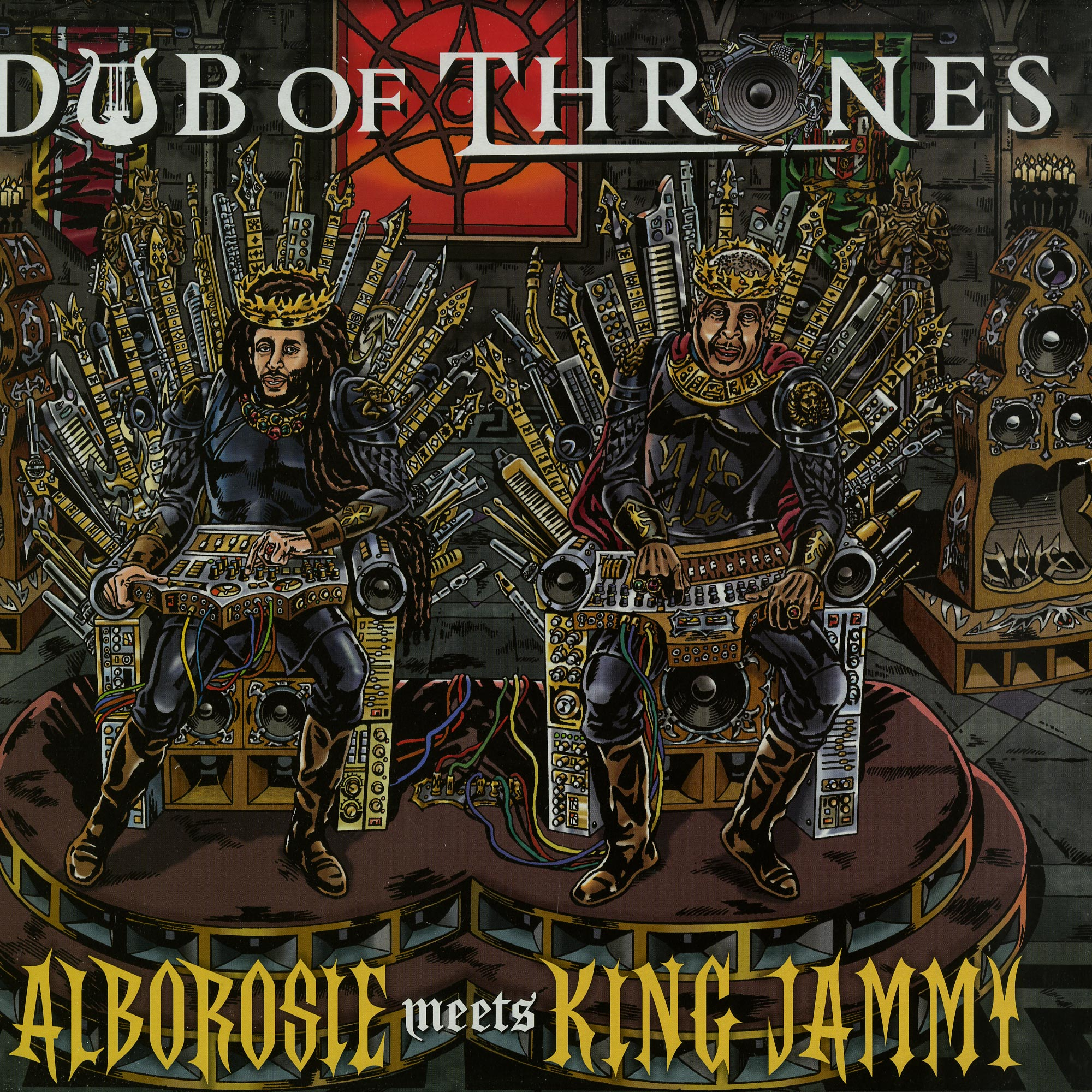 Alborosie meets King Jummy - DUB OF THRONES