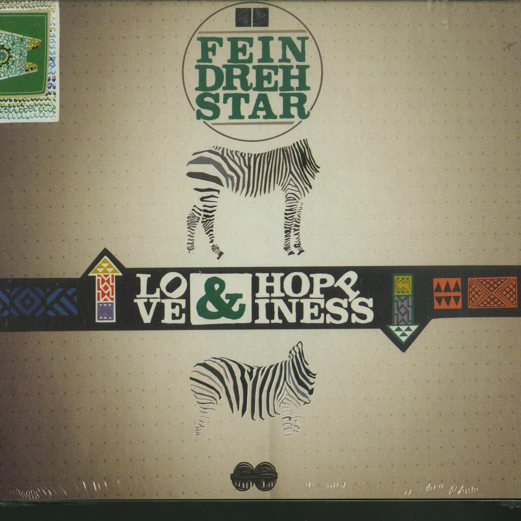 Feindrehstar - LOVE & HOPPINESS
