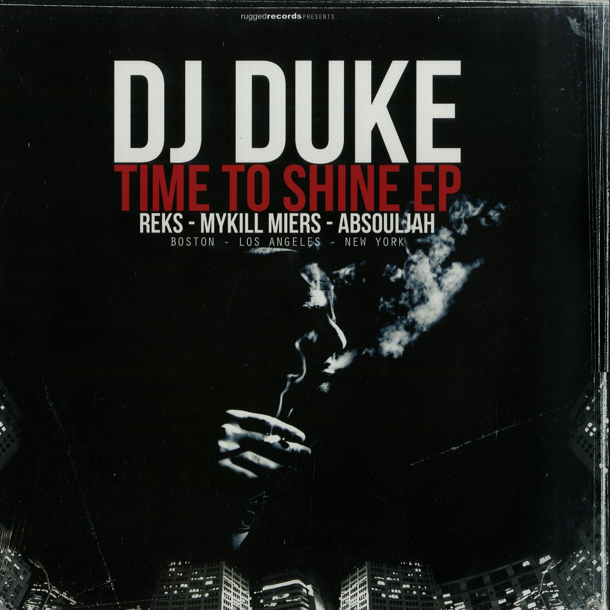 DJ Duke  - TIME TO SHINE
