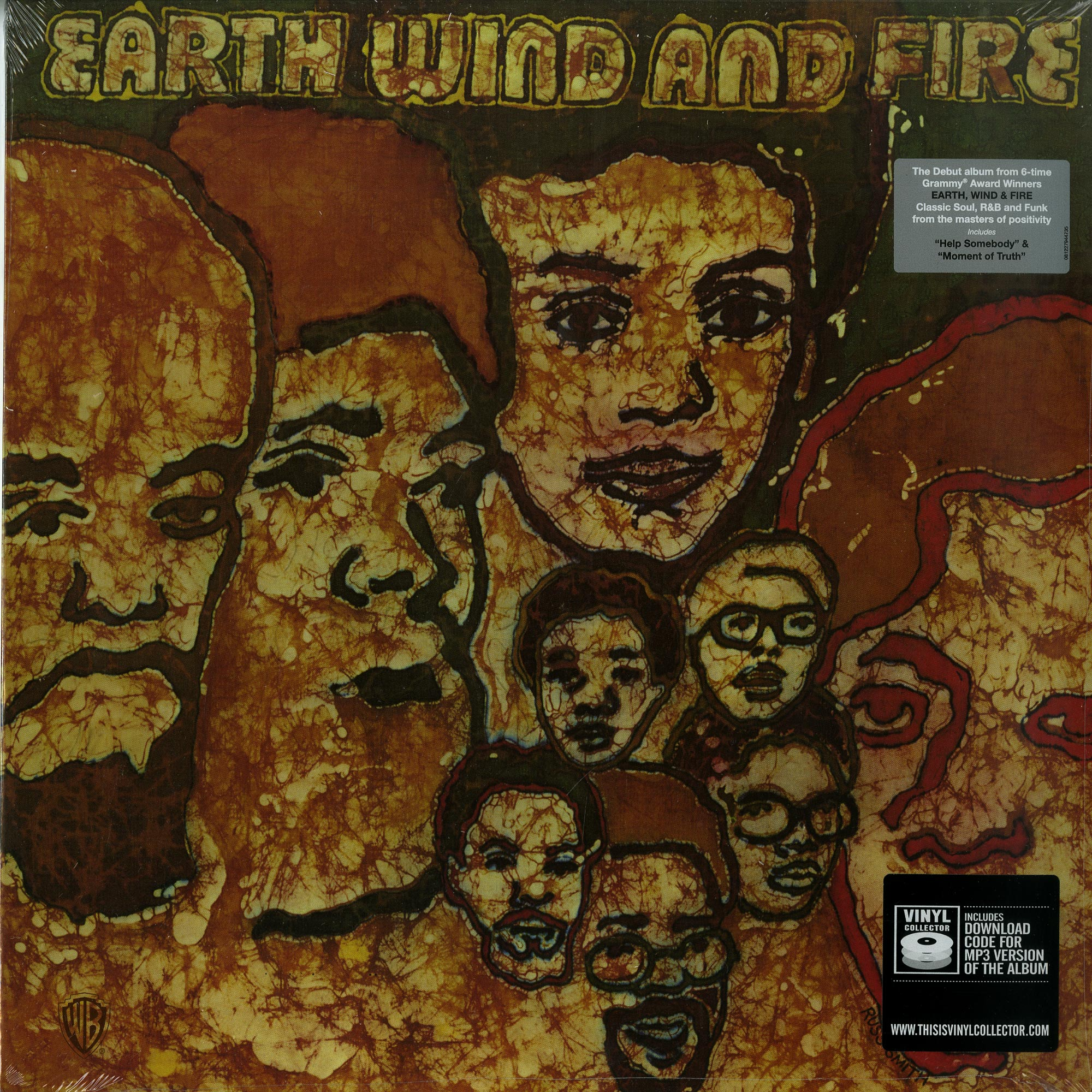 Earth. Wind and Fire - EARTH. WIND AND FIRE