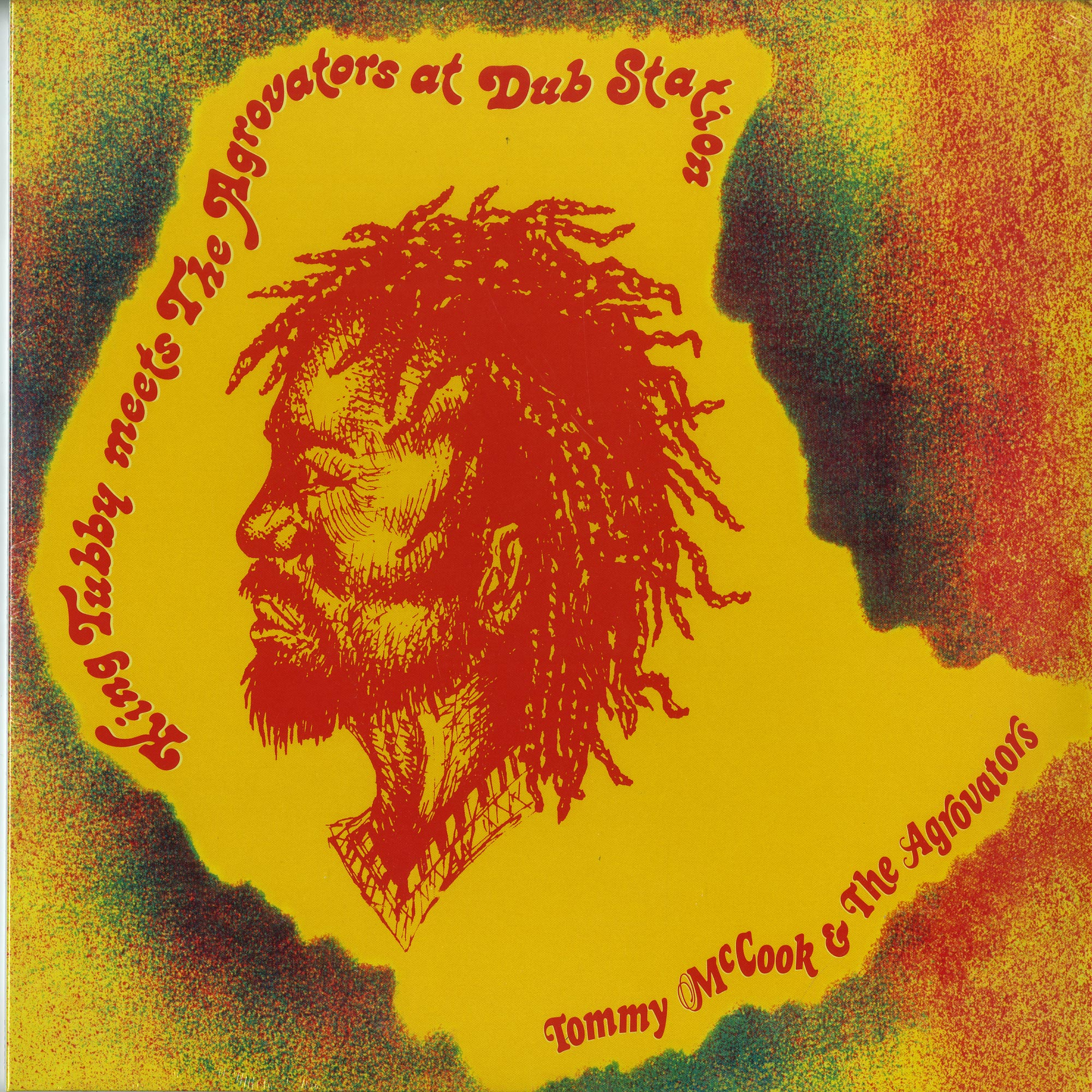 Tommy Mccook & The Aggrovators - KING TUBBY MEETS THE AGGROVATORS AT DUB STATION