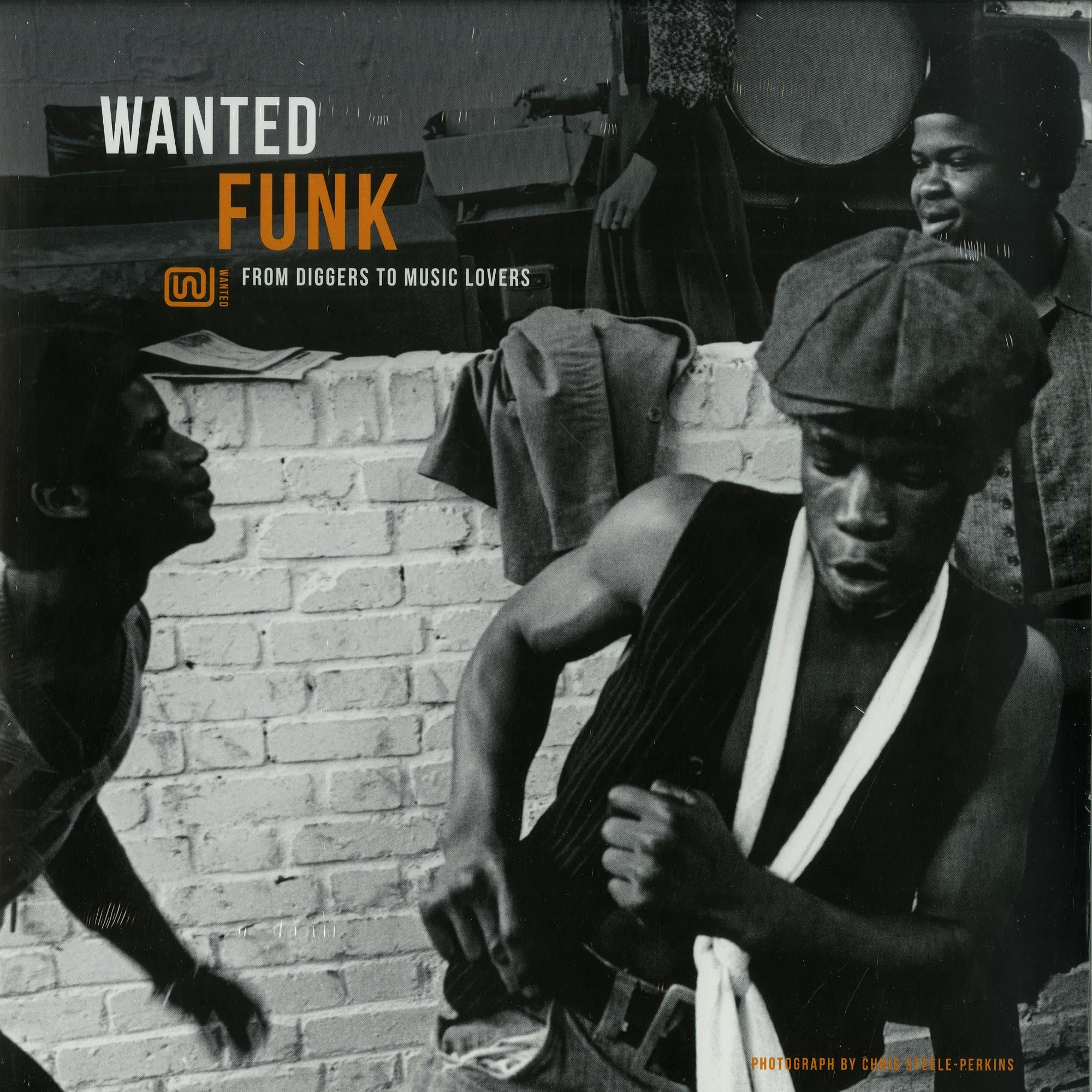 Various Artists - WANTED FUNK