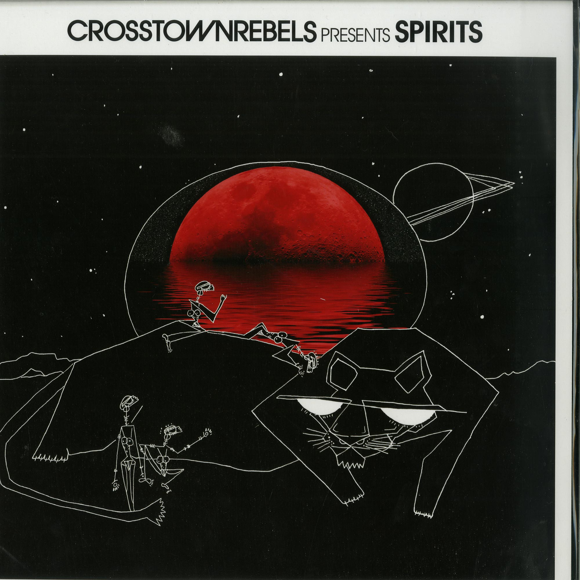 Various Artists - CROSSTOWN REBELS PRES. SPIRITS