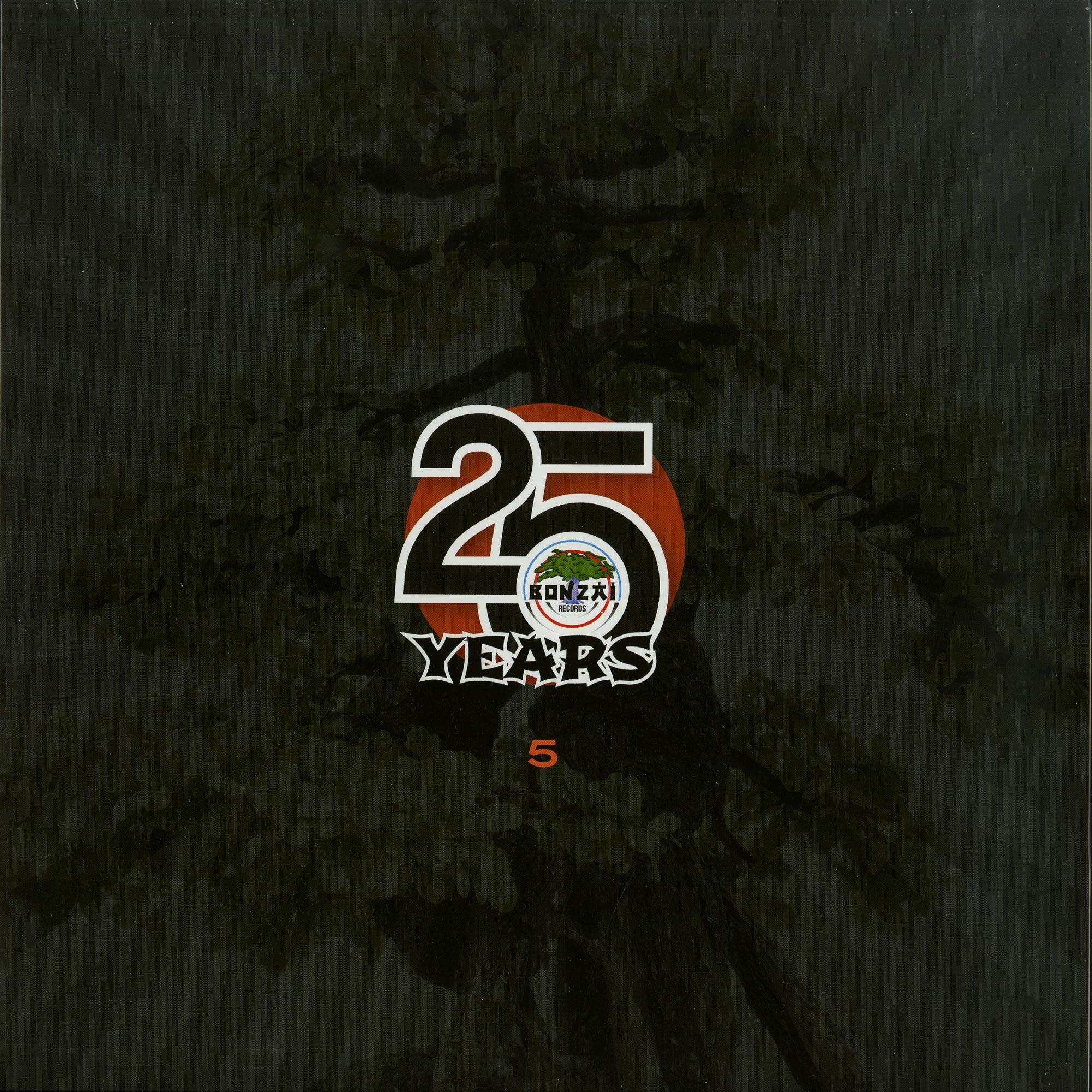 Da Hool / DJ Looney Tune / Bountyhunter - PT 5 - 25 YEARS OF BONZAI