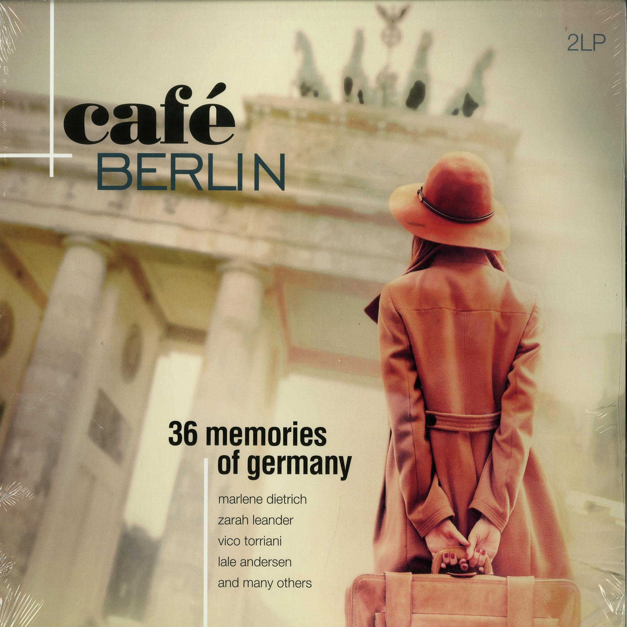 Various Artists - CAFE BERLIN