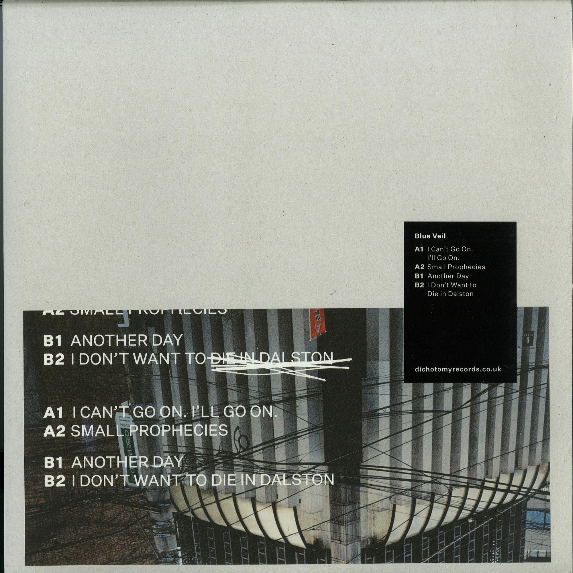 Blue Veil - DREAMING IN COLOUR EP