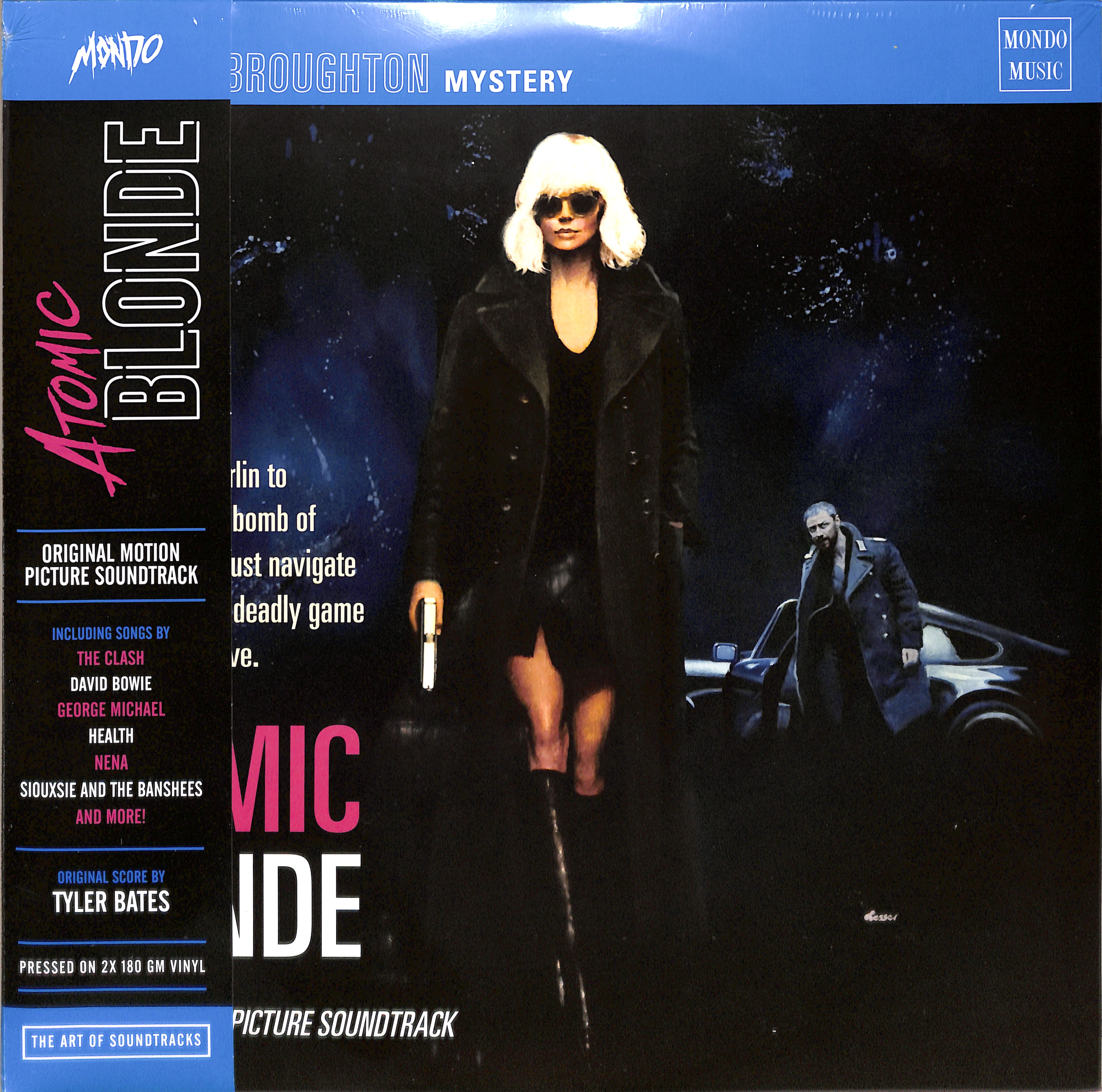 OST/Various - Atomic Blonde