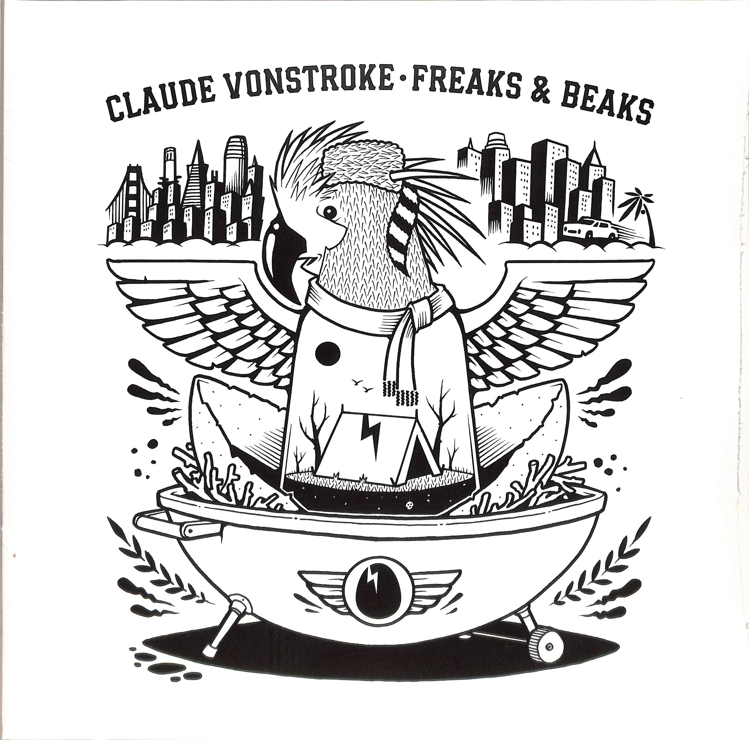 Claude VonStroke - FREAKS BEAKS