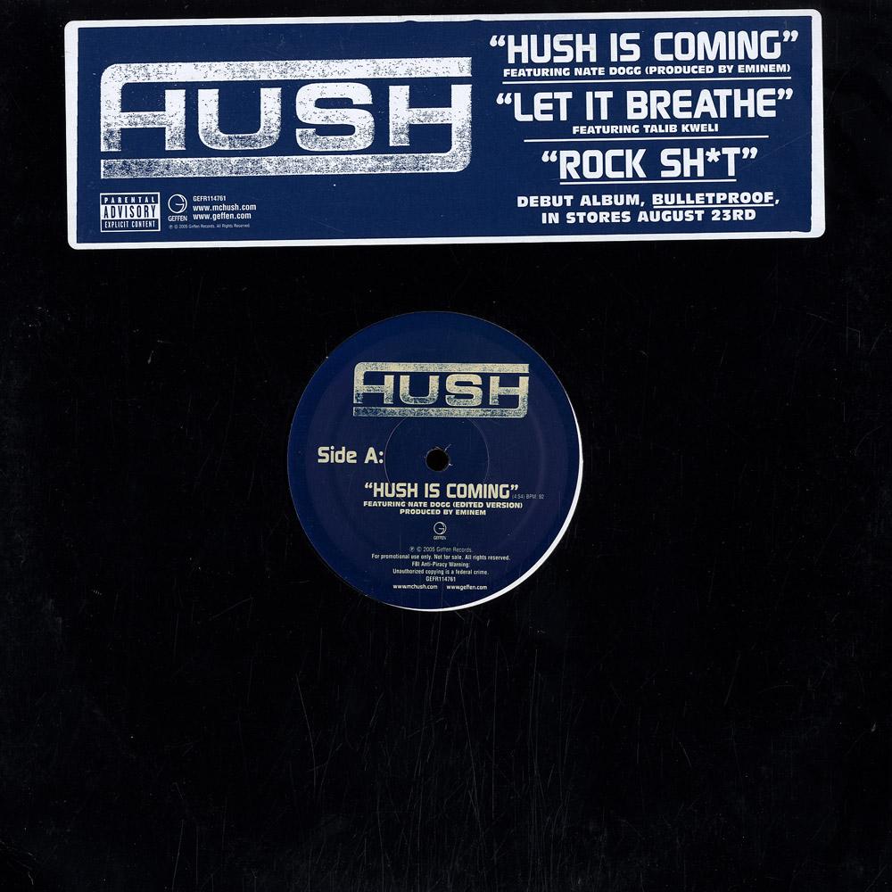 Hush - HUSH IS COMING