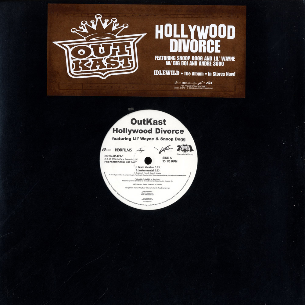 Outkast - HOLLYWOOD DIVORE