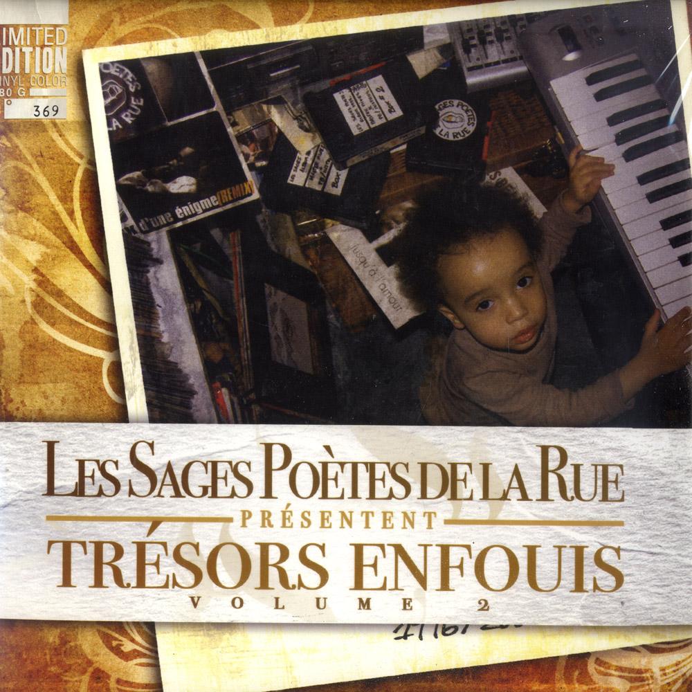 Les Sages Poetes De La Rue - TRESORS ENFOUIS