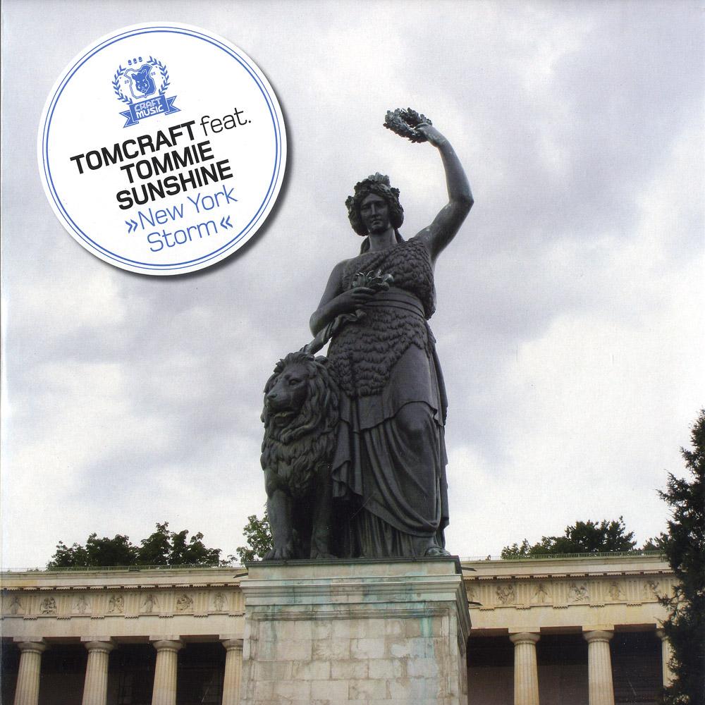 Tomcraft ft. Tommie Sunshine - NEW YORK STORM
