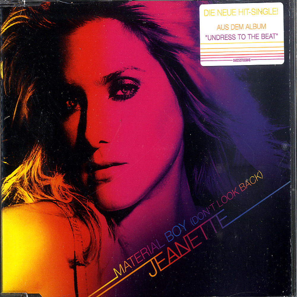 Jeanette - MATERIAL BOY