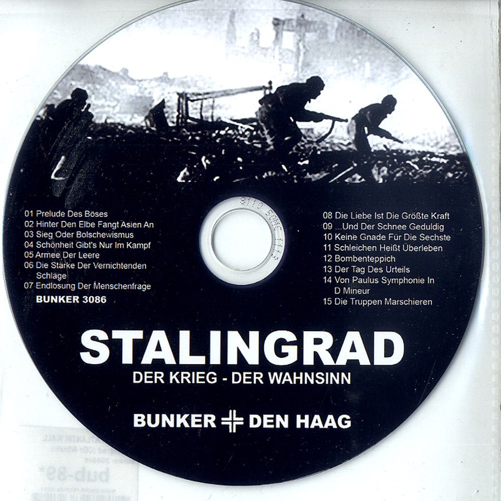 Bunker / Atlantik Wall - Stalingrad