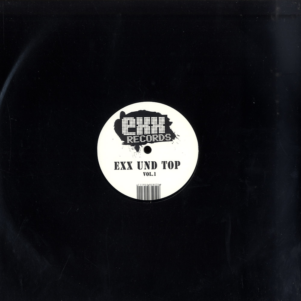 Various Artists - EXX UND TOP EP