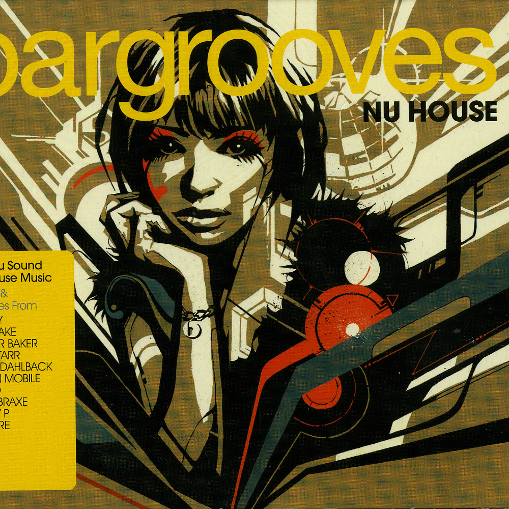 Various Artists - BARGROOVES: NU HOUSE