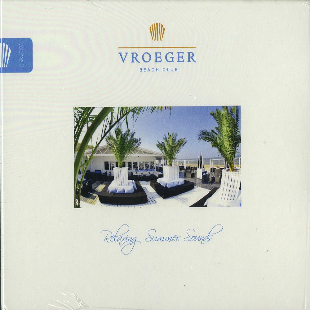 Various Artists - VROEGER BEACH CLUB VOLUME 3