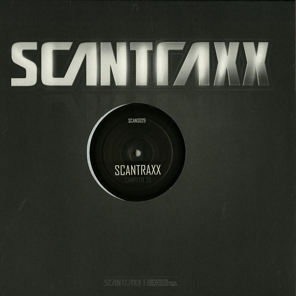 Headhunterz - SCANTRAXX SAMPLER 29