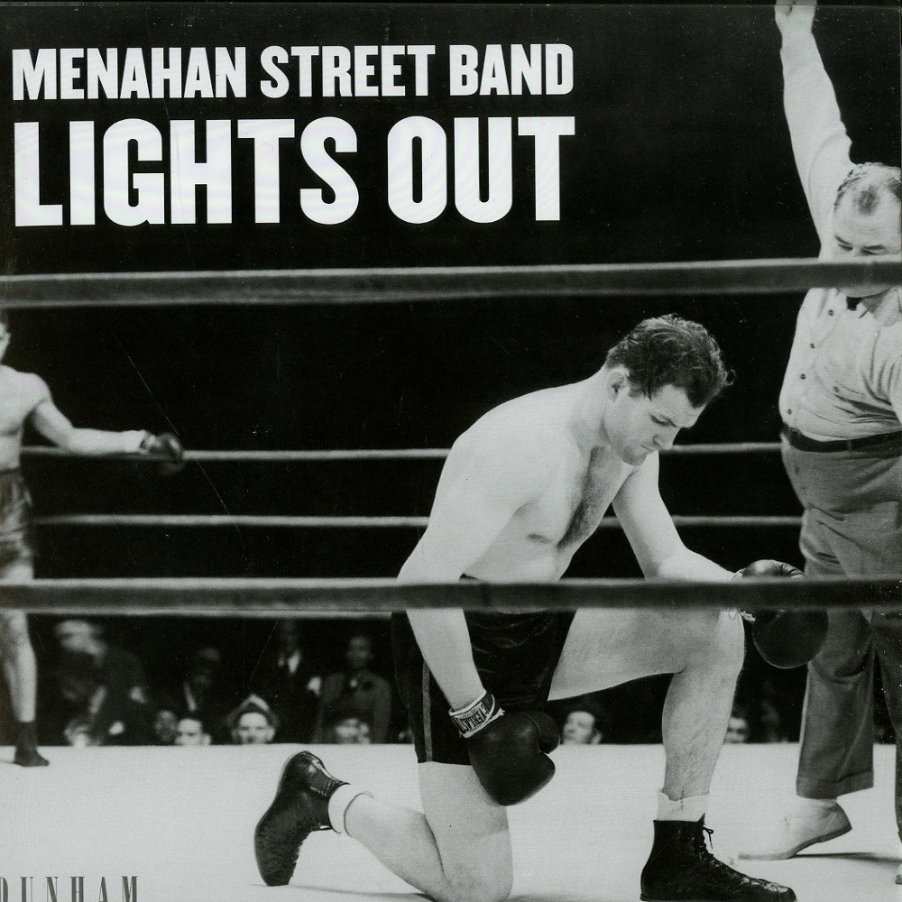 Menahan Street Band - LIGHTS OUT / KEEP COMING