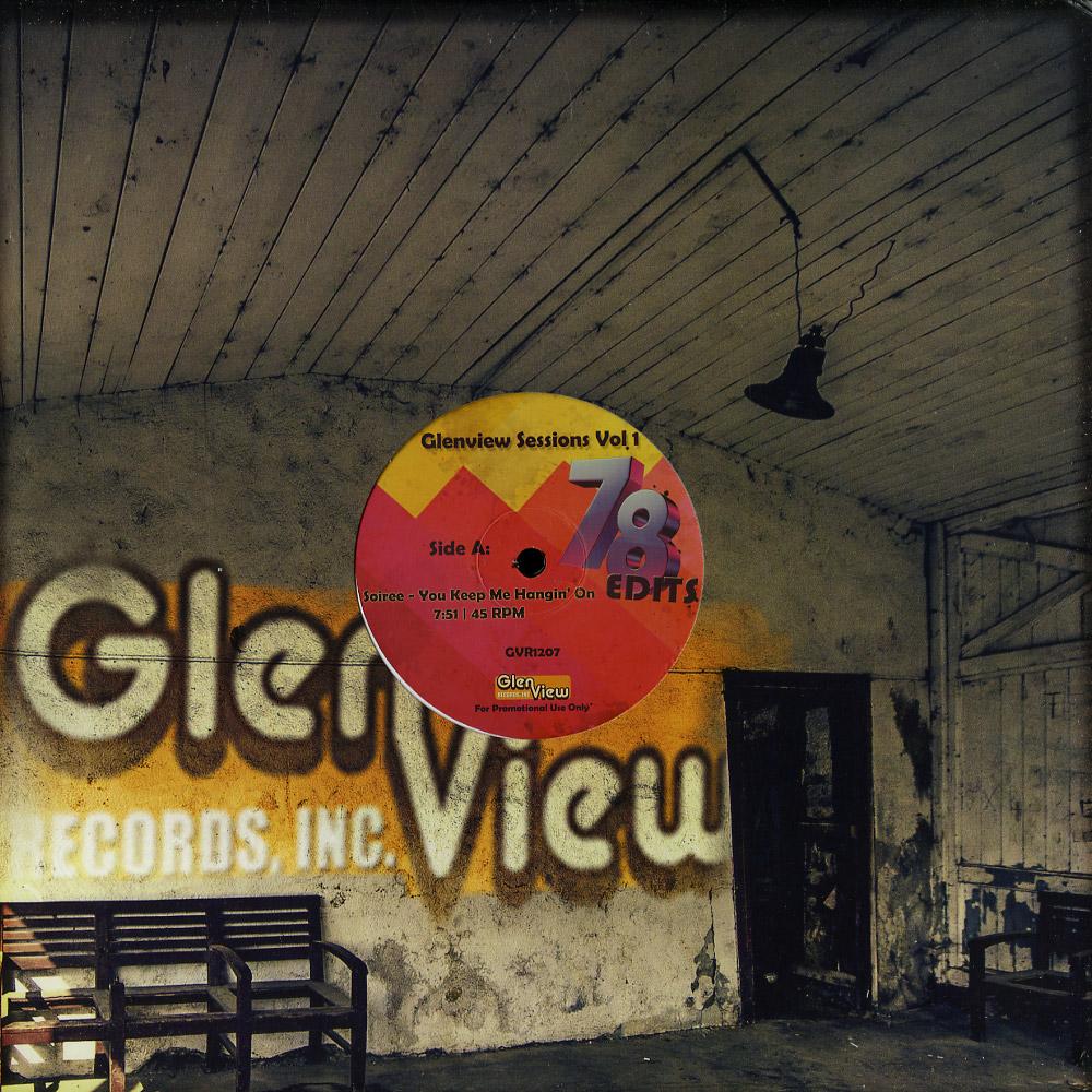 78 Edits / Soiree / Millie Jackson - GLENVIEW SESSIONS VOL.1