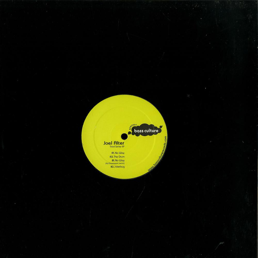 Joel Alter - THIRD STRIKE EP