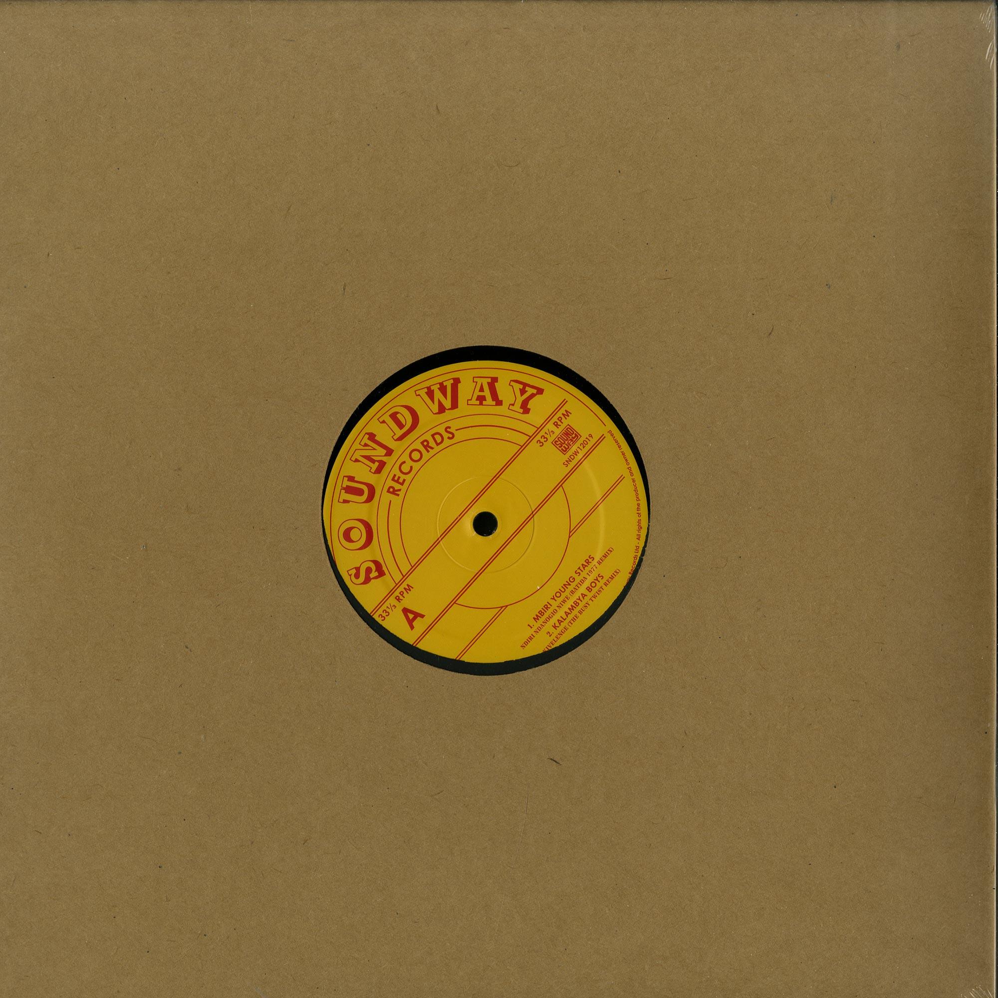 Various Artists - KENYA SPECIAL REMIX