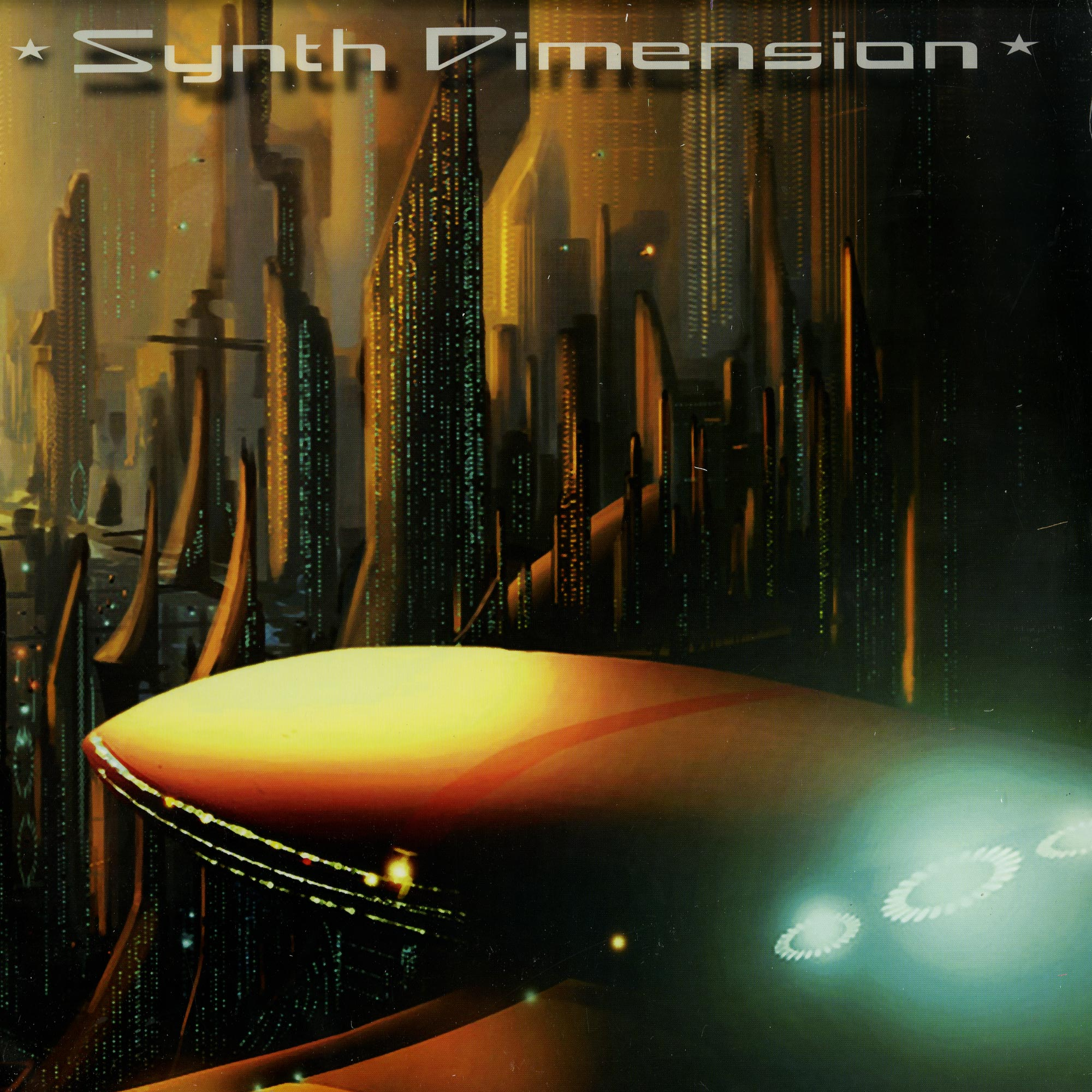 Various Artists - SYNTH DIMENSION