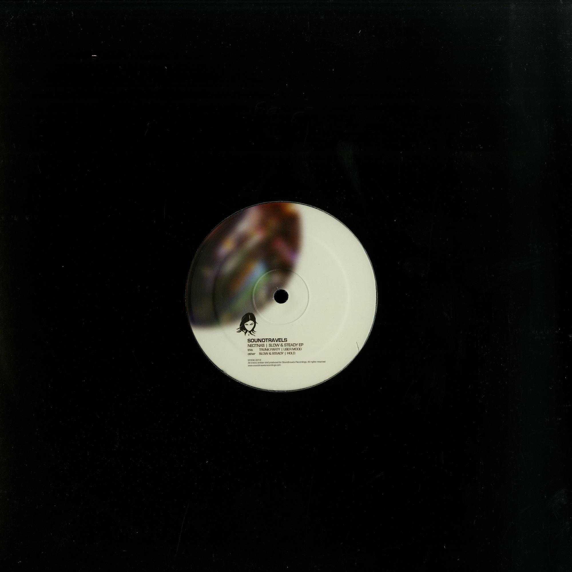 Neotnas - SLOW & STEADY EP