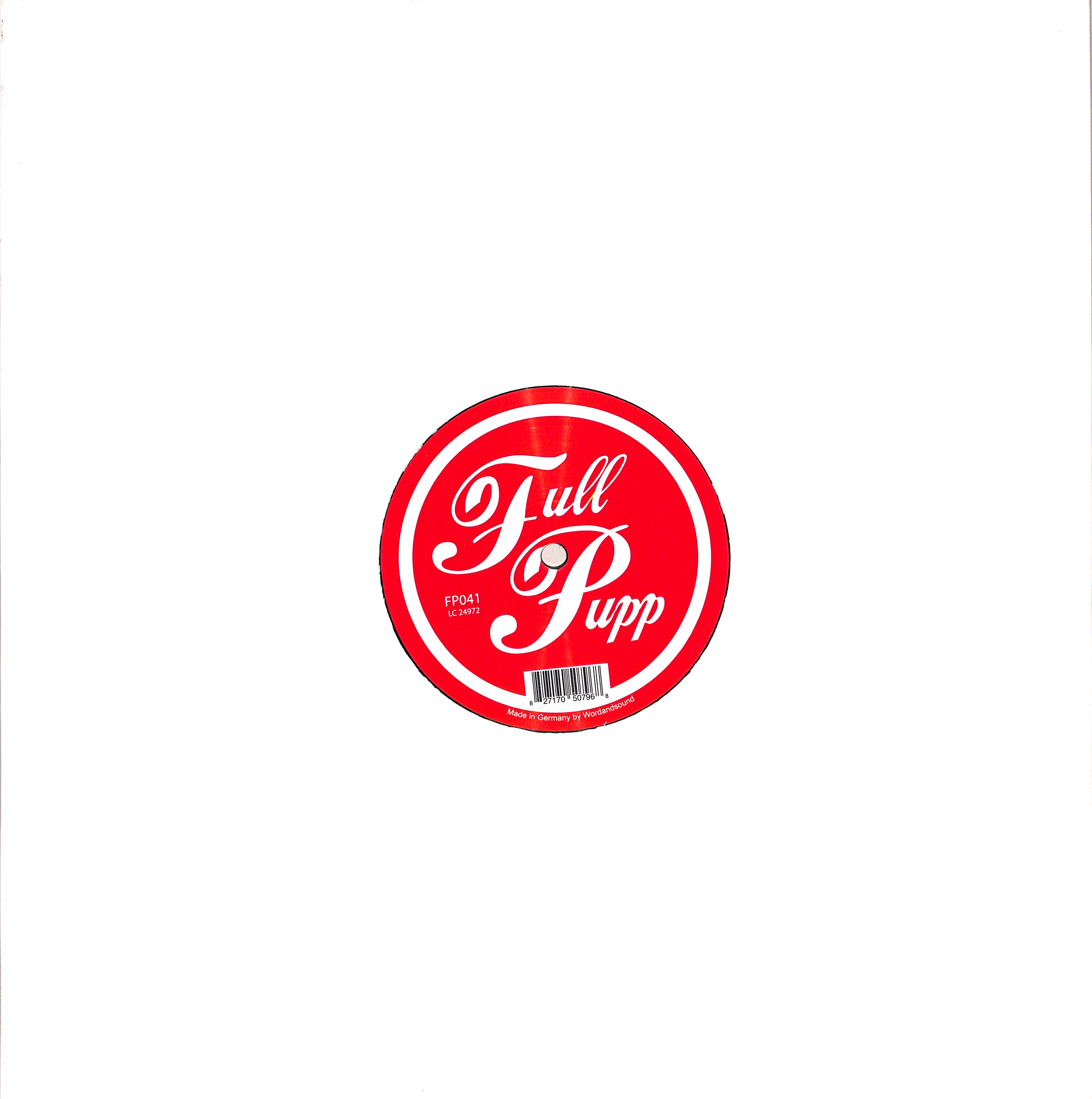 Various Artists - FULL PUPP SAMPLER 2