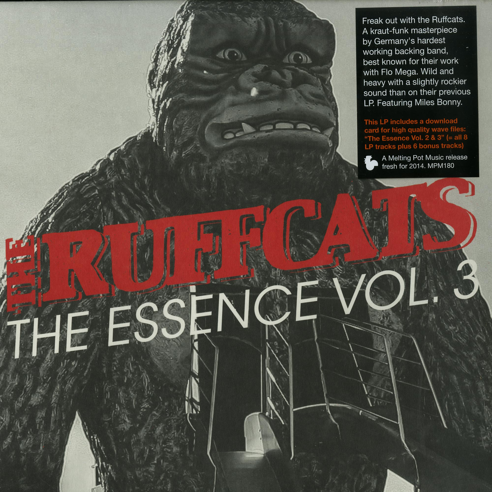 The Rufcats - THE ESSENCE VOL.3
