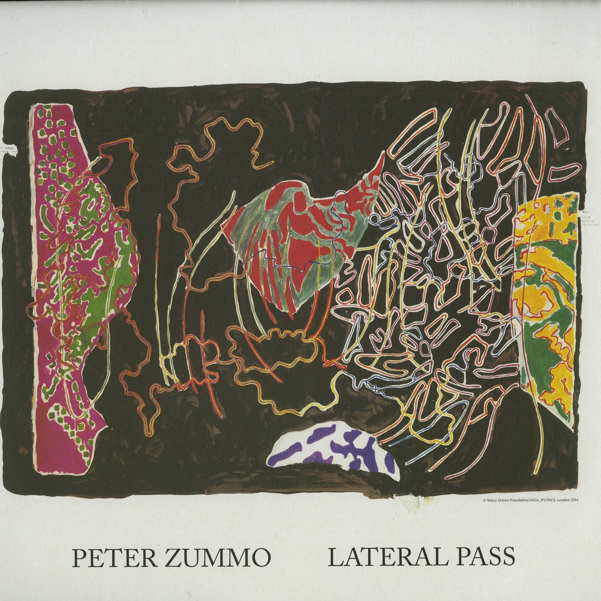 Peter Zummo feat. Arthur Russell - LATERAL PASS