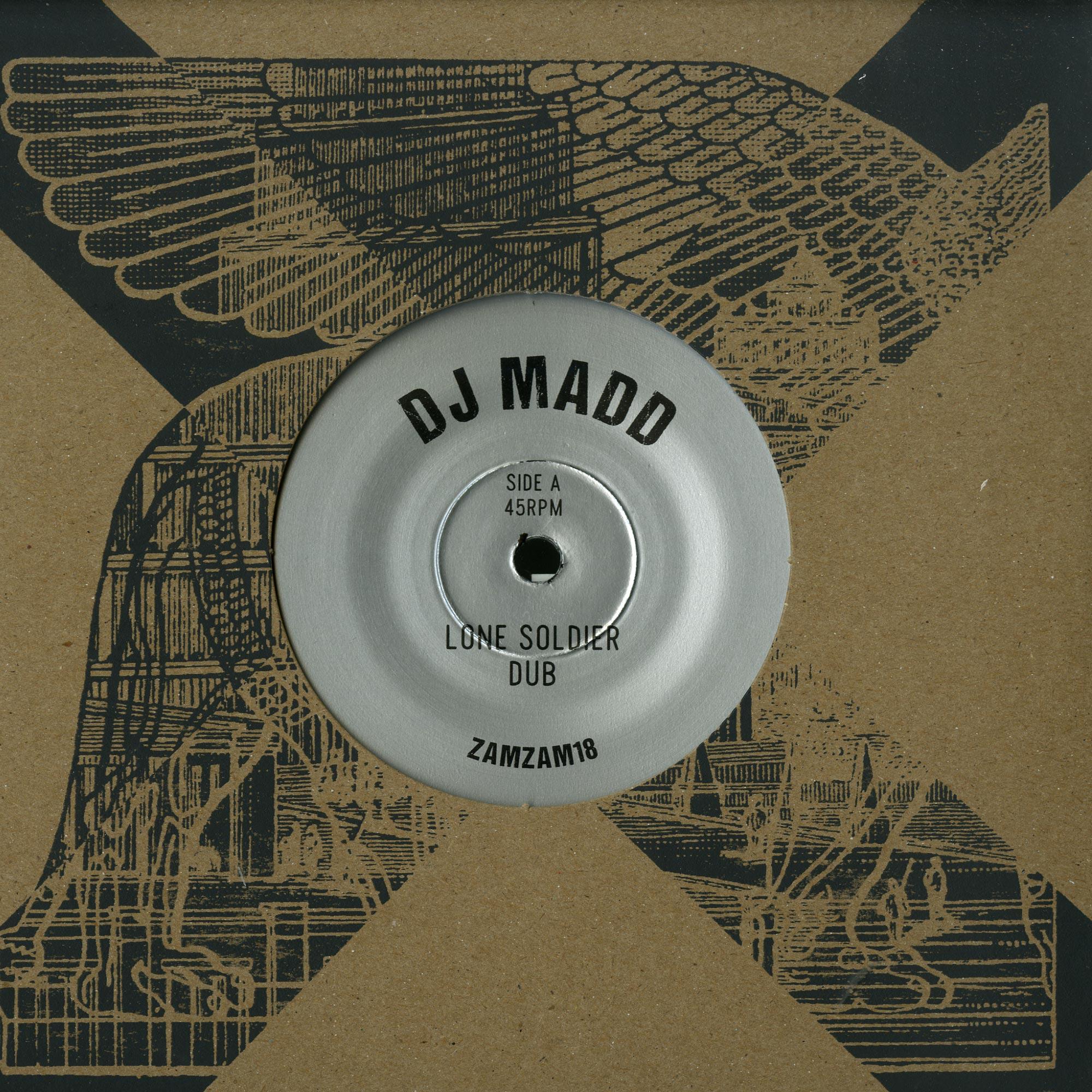 DJ Madd - LONE SOLDIER DUB