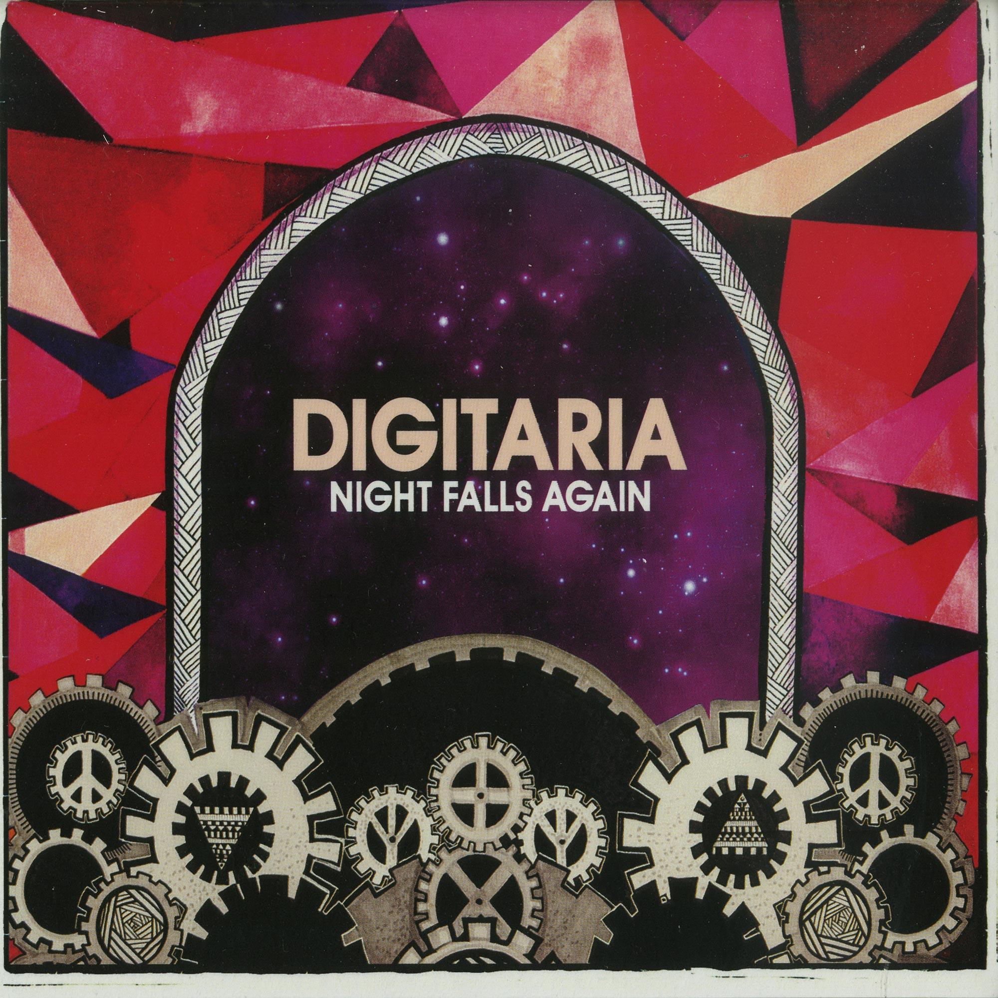 Digitaria - NIGHT FALLS AGAIN