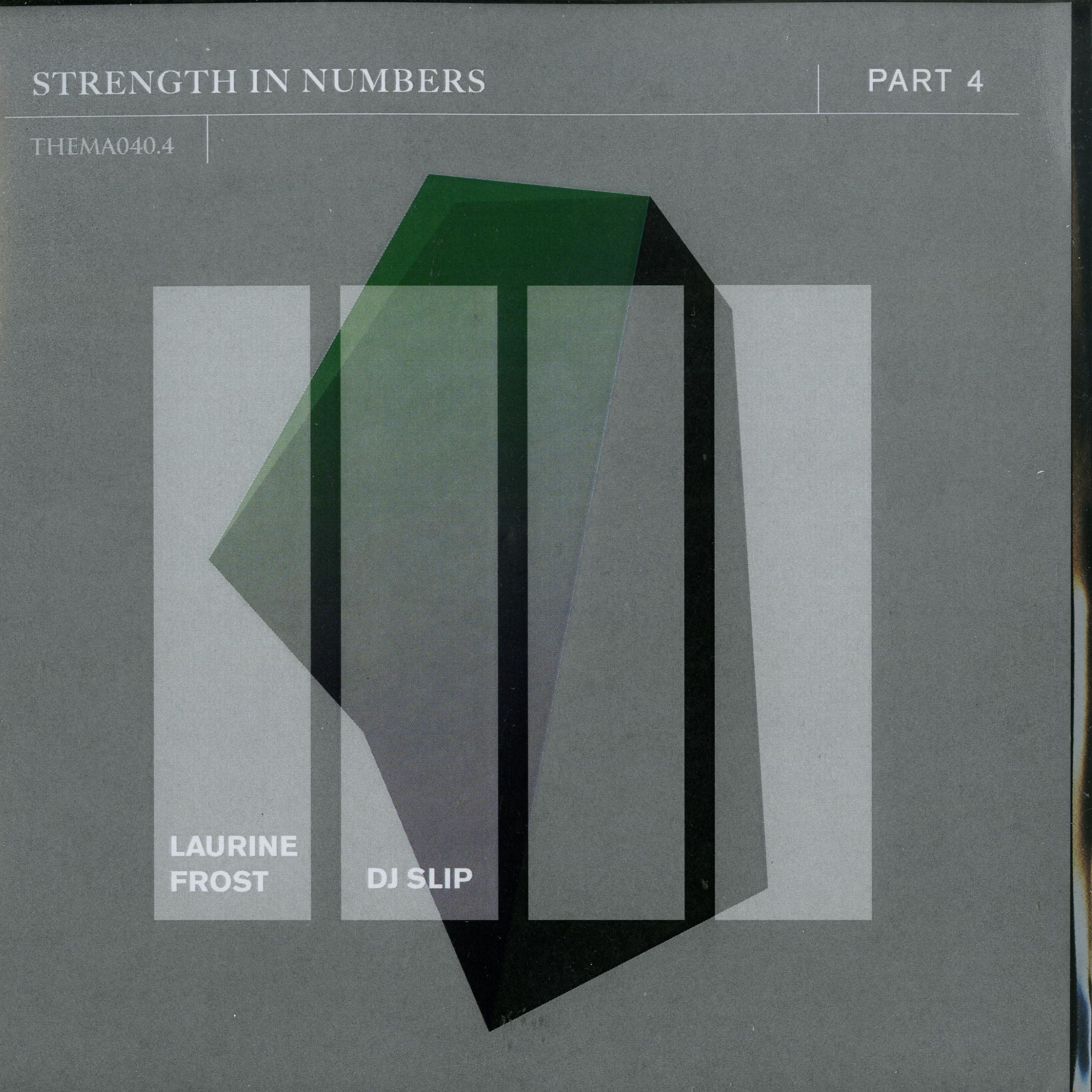 Laurine Frost, DJ Slip - STRENGTH IN NUMBERS PT. 4