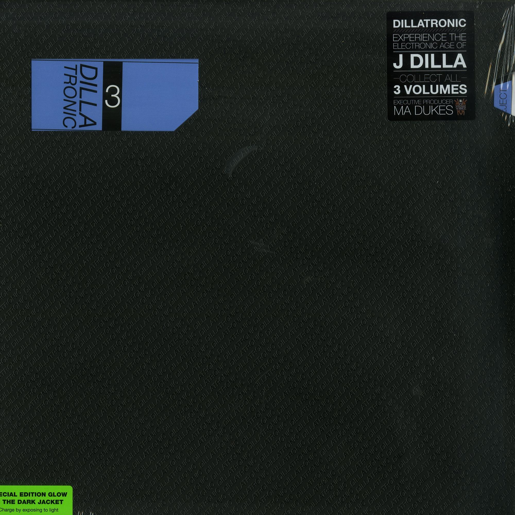 J Dilla - DILLATRONIC VOL.3