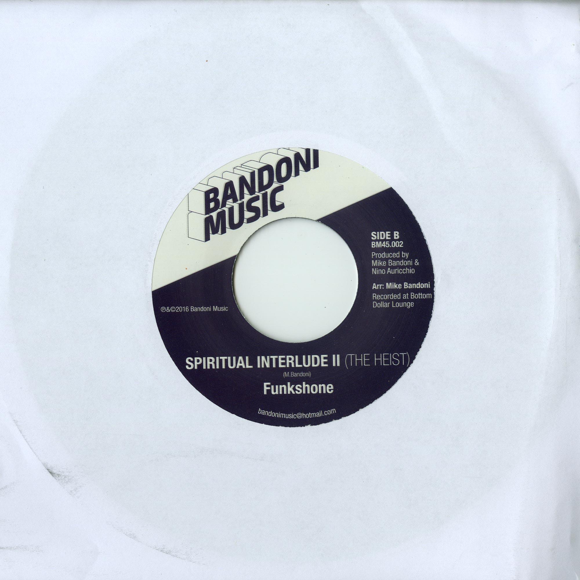Funkshone - THE STRUT / SPRITUAL INTERLUDE