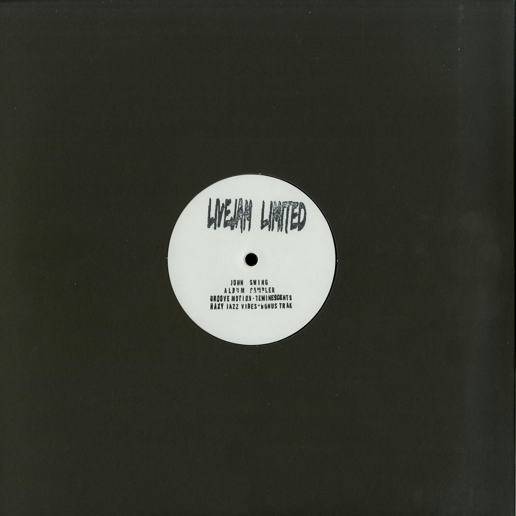 John Swing - Album Sampler